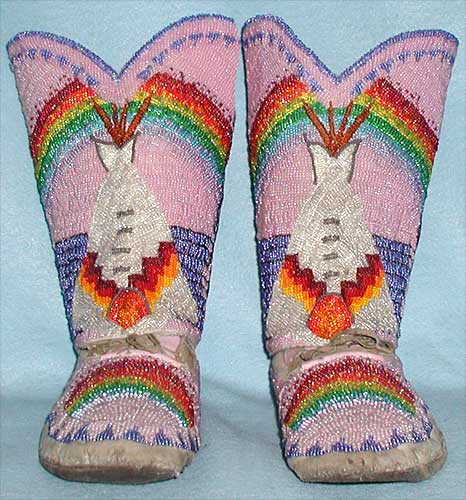 Pinterest beaded moccasins moccasins and native american moccasins